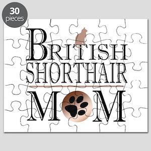 British Shorthair Mom Puzzle