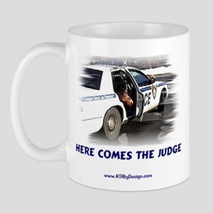 The Judge Mug