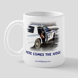 The Judge Mug