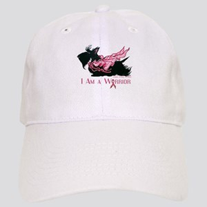 Scottish Breast Cancer Warrior Baseball Cap