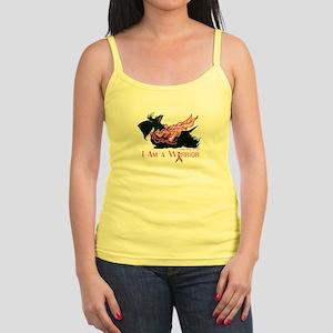 Scottish Breast Cancer Warrior Tank Top
