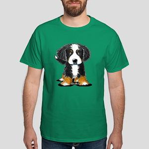 KiniArt Bernese Dark T-Shirt