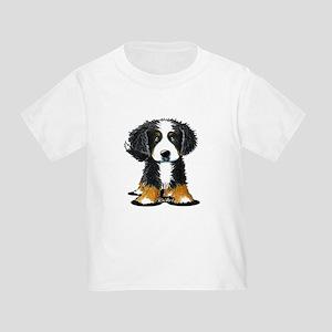 KiniArt Bernese Toddler T-Shirt