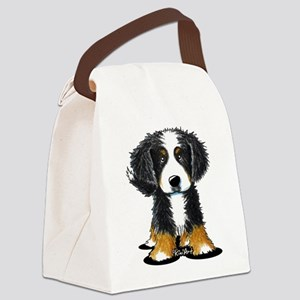 KiniArt Bernese Canvas Lunch Bag