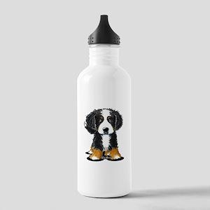 KiniArt Bernese Stainless Water Bottle 1.0L