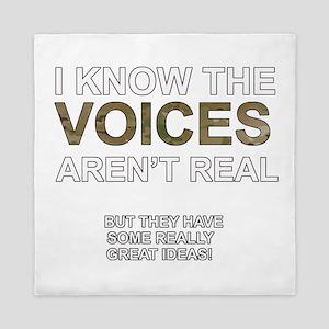 Voices Queen Duvet