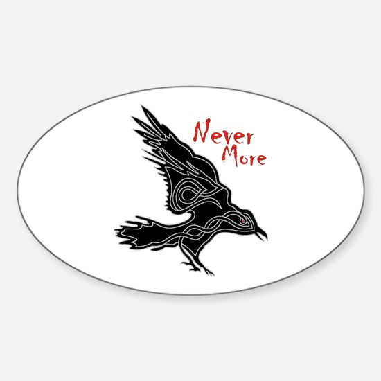 Raven Decal