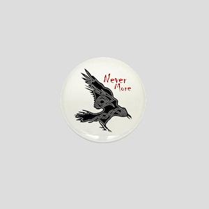 Raven Mini Button