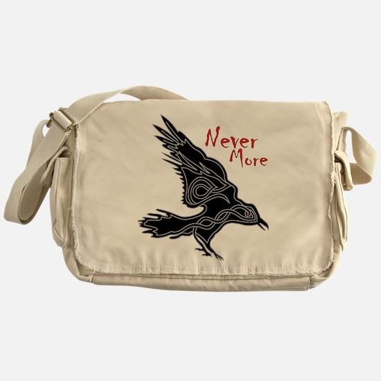 Raven Messenger Bag