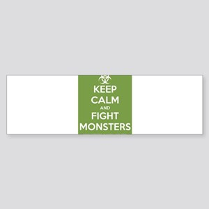Keep Calm Bumper Sticker