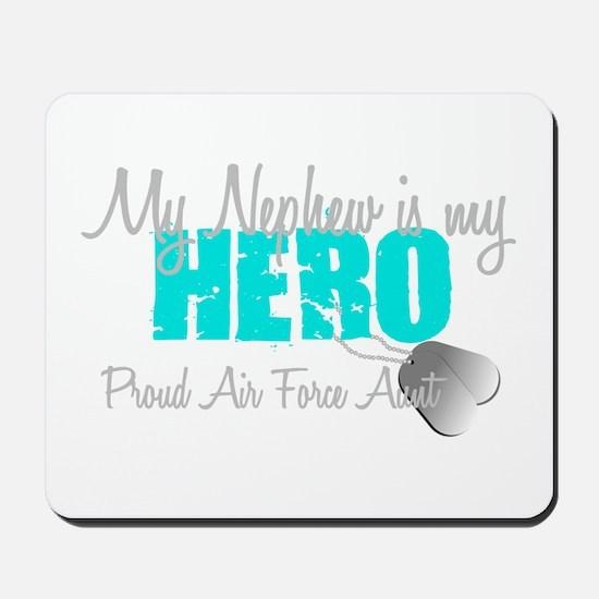 AF Aunt Nephew Hero Mousepad