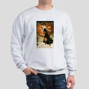 Victorian Halloween Sweatshirt