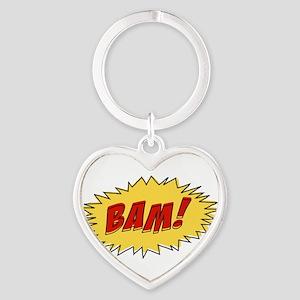 Cartoon Bam Keychains