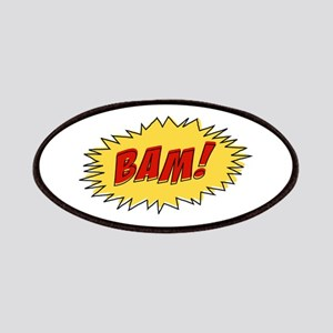 Cartoon Bam Patches