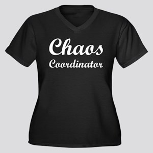 Chaos Coordinator Plus Size T-Shirt