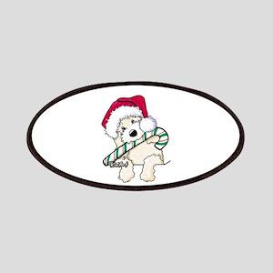 Candycane Cutie Pocket Doodle Patches