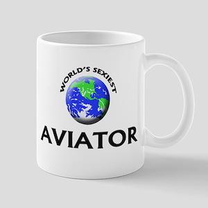 World's Sexiest Aviator Mug