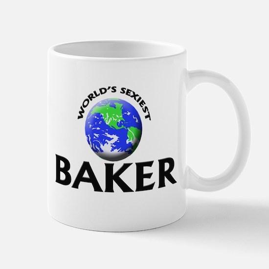 World's Sexiest Baker Mug