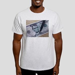 Hipster Lincoln Light T-Shirt