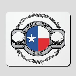 Texas Golf Mousepad