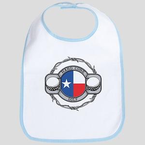 Texas Golf Bib