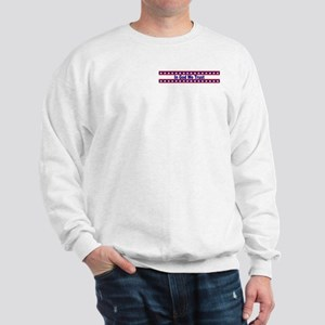 In God stripes 2 side Men's Sweatshirt