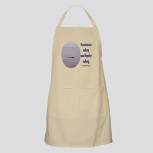 He Who Dares BBQ Apron