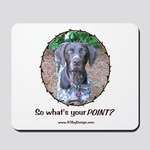 your POINT? Mousepad
