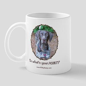 your POINT? Mug