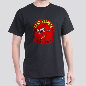 Fighting 101 Grim Reapers Dark T-Shirt