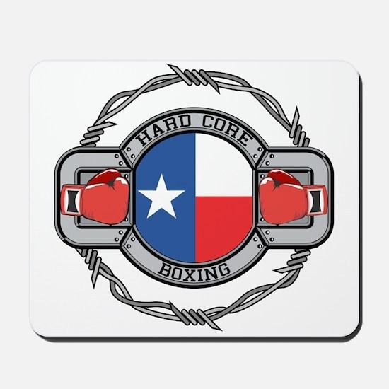 Texas Boxing Mousepad