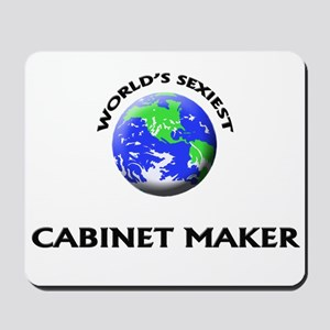 World's Sexiest Cabinet Maker Mousepad