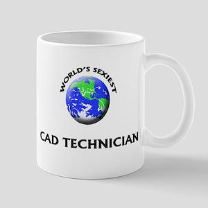World's Sexiest Cad Technician Mug