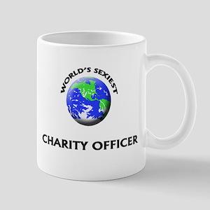 World's Sexiest Charity Officer Mug