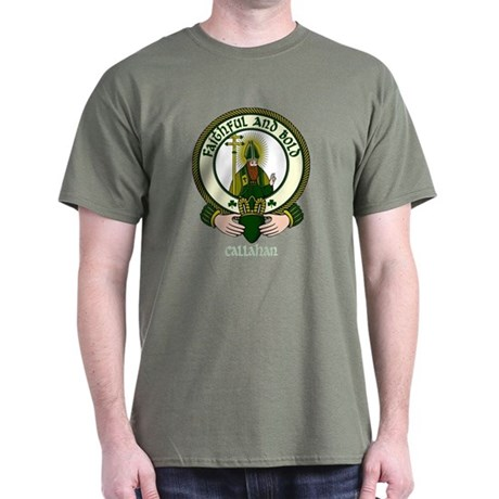 Uomini Callahan Arredata T-shirt (scuro) xG5cbae7kC