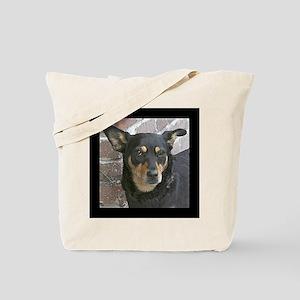 German shepard mix aka muttTote Bag