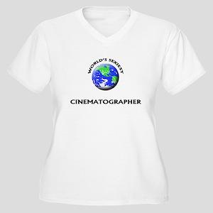 World's Sexiest Cinematographer Plus Size T-Shirt