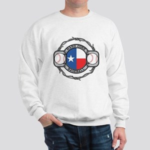 Texas Baseball Sweatshirt