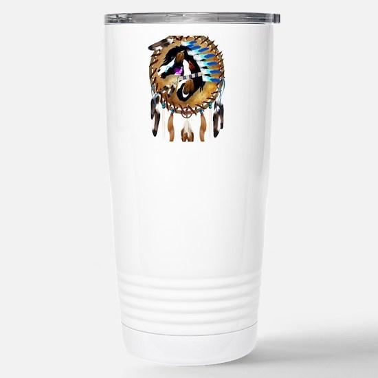 Spiritual Horse-Trans Travel Mug