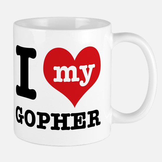 I love my Gopher Mug