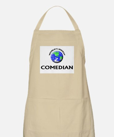 World's Sexiest Comedian Apron
