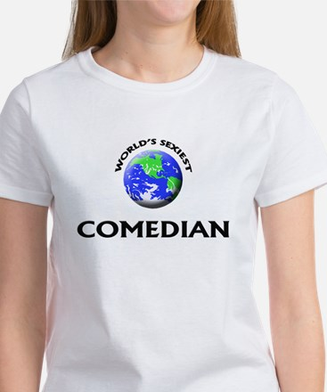 World's Sexiest Comedian T-Shirt