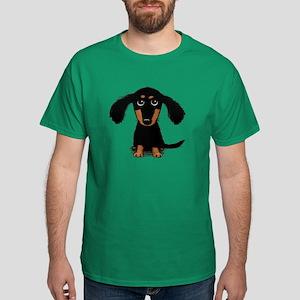 Cute Dachshund Dark T-Shirt
