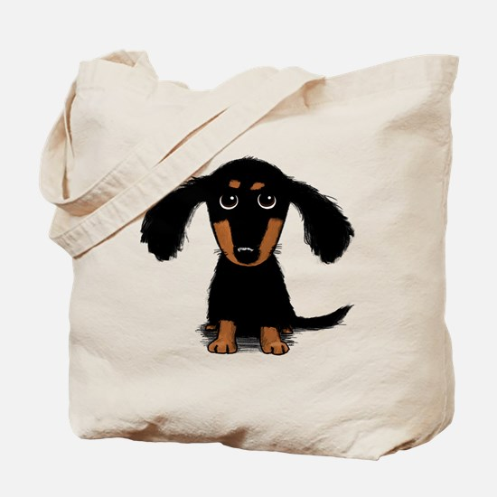 Cute Dachshund Tote Bag