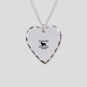 Cocker Spaniel mommies are better Necklace Heart C
