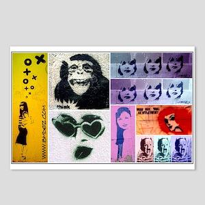 Girls Rule! Postcards (Package of 8)