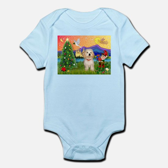 XmasFantasy / Havanese Infant Bodysuit