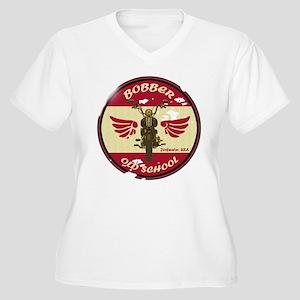 Jerkwater BOBBER Plus Size T-Shirt