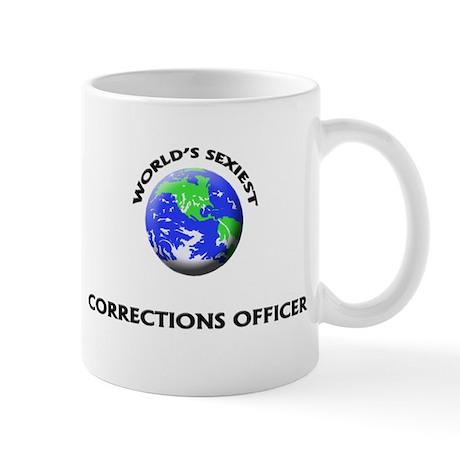 World's Sexiest Corrections Officer Mug