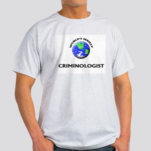 World's Sexiest Criminologist T-Shirt